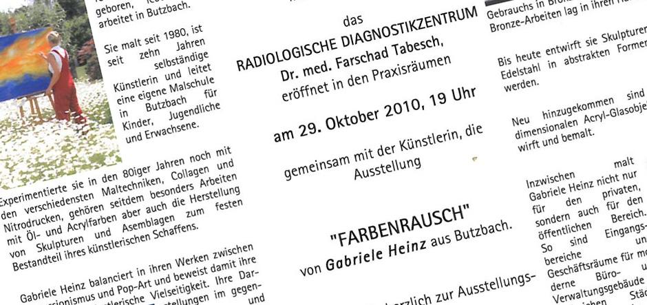 Farbenrausch 29. Oktober 2010