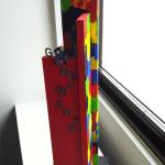 Farbenrauschskulptur